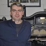 Designer Viatcheslav Alexeev
