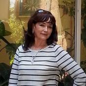 Painter Olga Malamud-Pavlovich