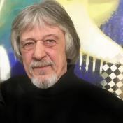 Painter Sergey Laushkin