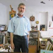 Painter Viacheslav Ignatenko