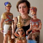 Painter Margarita Kazantseva