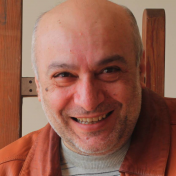 Painter Aram Simonyan