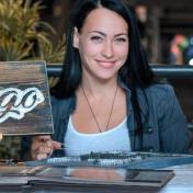 Designer Alla Anisimova