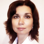 Painter Olga Melnikova