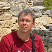 Painter Alexey Kryukov