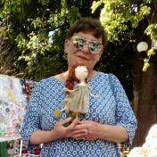 Ceramist Svetlana Demchenko