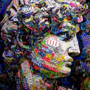 Painter Sasha Bom