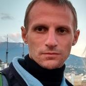 Painter Vadim Mitkov