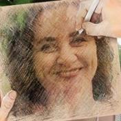 Painter Eleonora Taranova