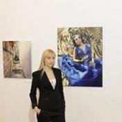 Painter Natali Zinovchuk