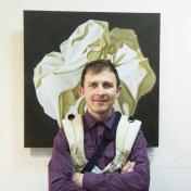 Painter Victor Ponomarenko