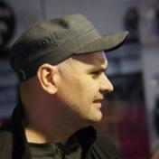 Painter Igor Nikolaev