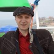 Painter aleksandr deryabin