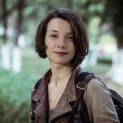Sculptor Anastasiya Guminskaya