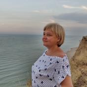 Painter Irina Vygovskaya