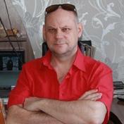 Painter Boris Merkulov