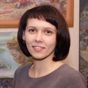 Bildmaler Vitsetskaya Sniazhana