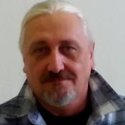 Painter Sergey Efremov