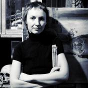 Painter Polina Kuznietsova