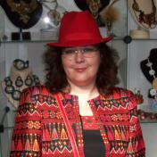 Designer Helen Kolomoiets