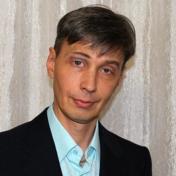 Painter Dmitriy Konkov