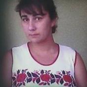 Painter Irina Skarlygina