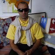 Painter Marat Muchin