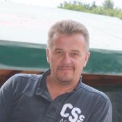Painter Sergiy Reutenko
