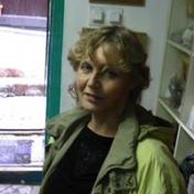 Peintre Iryna Ternavska