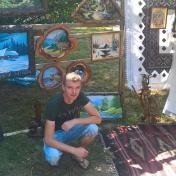 Painter Vasil Niameshchuk