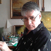 Painter Vladimir Bagdasarian