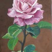 Painter Ramin Aziz