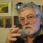 Painter Alexey Dolgov