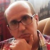 Painter Alexandr Malafeevsky