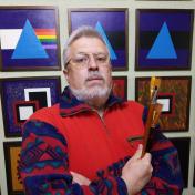 Painter Sergey Babkov