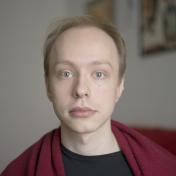 Живописец Андрей Кацуба