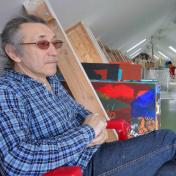 Painter aleksey yesyunin