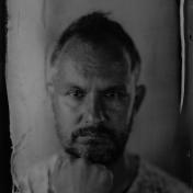 Painter Serhii Poznanskyi