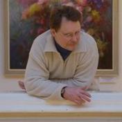 Painter Vladimir Shevardin