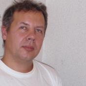 Painter Valerii Karpenko