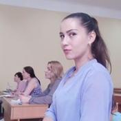Painter Tatyana Belousova