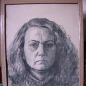 Painter Hanna Kutsenko