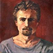 Painter Victor Bregeda