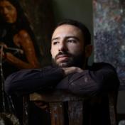 Painter Areg Mirijanyan