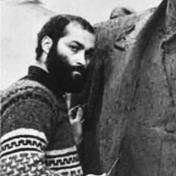 Sculptor Leonid Shatsylo