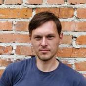 Painter Artem Kopaihorenko