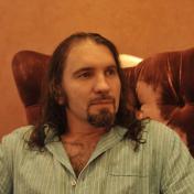 Painter Sergiy Ushanov
