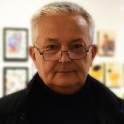 Painter Vladimir Kolesnik