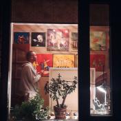 Painter Serhii Kulyk