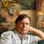 Painter Vitaliy Gusevskiy